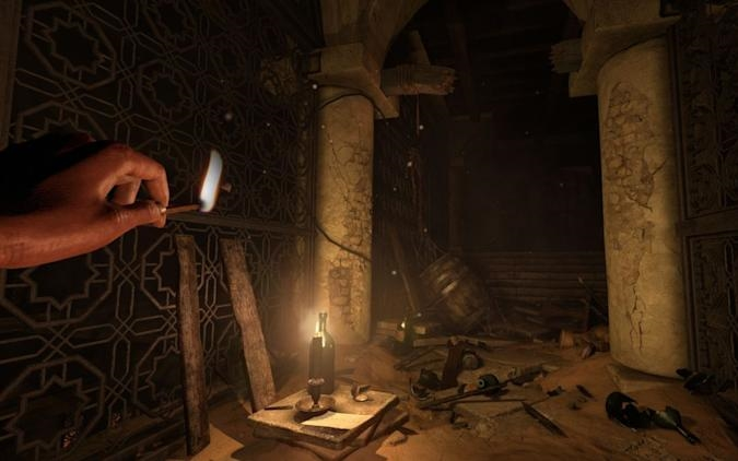 'Amnesia: Rebirth' gets an exploratory mode that makes the game less scary | DeviceDaily.com