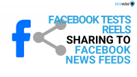Facebook Tests Reels-Sharing to Facebook News Feeds