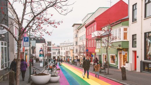 Iceland keeps topping the world for gender equality