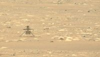 Ingenuity Mars Helicopter completes a 'spin test,' moves closer to flight
