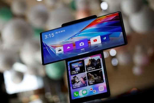 LG makes a 'three year pledge' on updates for its Android phones