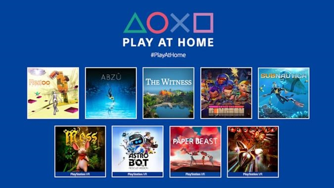 Sony's latest free PlayStation games include 'The Witness' | DeviceDaily.com