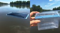 This low-cost water filter runs on just sunlight