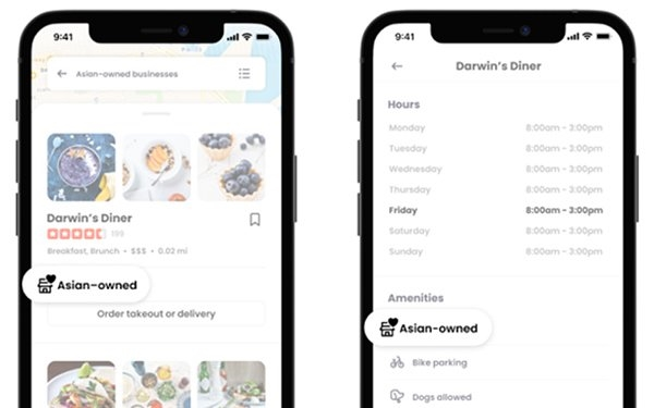 Yelp Introduces Searchable Asian-Owned Business Feature To Promote Love | DeviceDaily.com