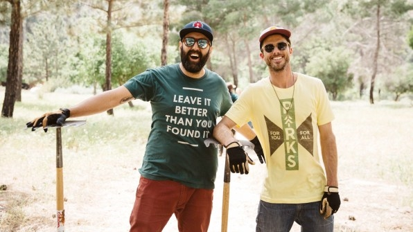 Parks Project has put more than $1.4 million into national parks by making them cool again   DeviceDaily.com
