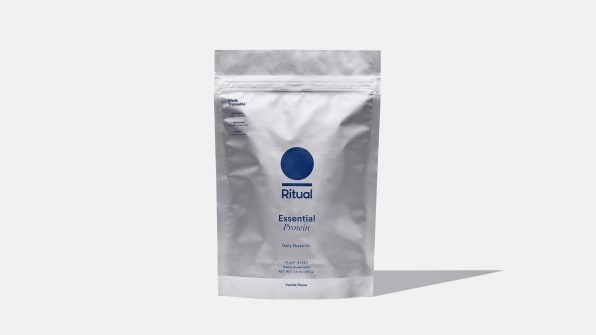 Ritual became the ubiquitous vitamin brand of the Instagram era. Now it's moving into protein   DeviceDaily.com