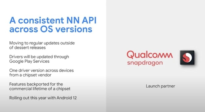 Google and Qualcomm are making neural network API updates easier on Android   DeviceDaily.com