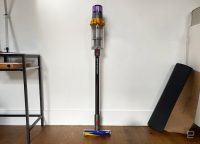 The Dyson V15 Detect's laser proved my apartment was never really clean