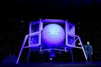 Blue Origin is challenging SpaceX's Artemis lander contract from NASA