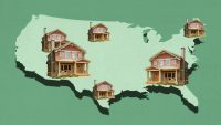Buying a home is harder in these 3 states where income has been stagnant