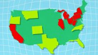 Congressional seats by state: These maps show who gained and lost after the 2020 census