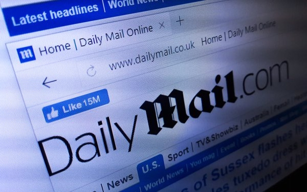 'Daily Mail' Sues Google, Alleging Publishers Get Punished If They Don't Sell Enough Ads | DeviceDaily.com