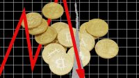 Do you hear that noise? It's bitcoin crashing. This is why.