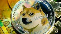 Dogecoin hits record highs as the cryptocurrency begins trading on eToro