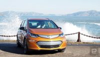 GM will install software on Chevy Bolt EVs to prevent future battery fires