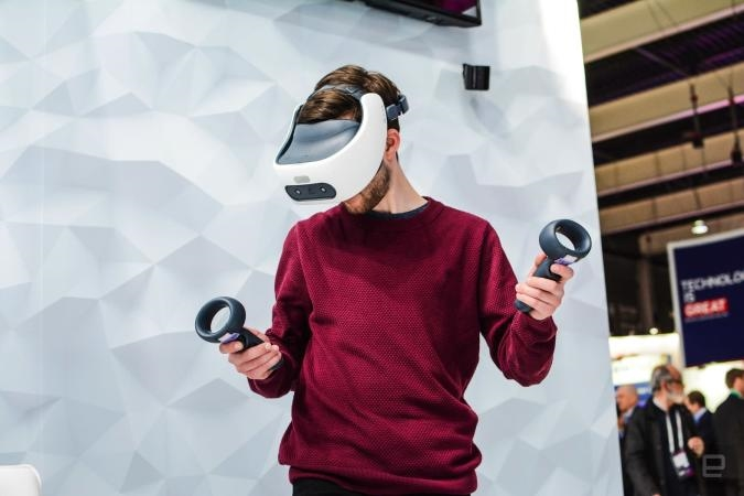 HTC will reportedly unveil Vive Focus 3 Business Edition and Pro 2 at Vivecon   DeviceDaily.com