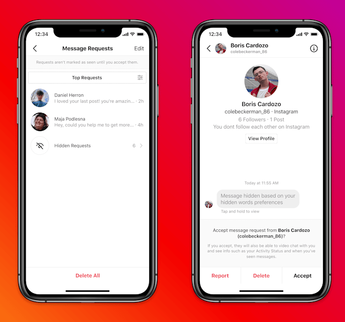 Instagram adds new anti-harassment tools to block abusive DMs   DeviceDaily.com