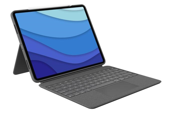 Logitech launches Combo Touch keyboard cases for the new iPad Pros | DeviceDaily.com