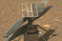 NASA will attempt to fly its Mars helicopter on April 19th