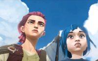 Riot's League of Legends show 'Arcane' arrives on Netflix this Fall
