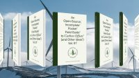 This field guide teaches companies how they can go carbon negative