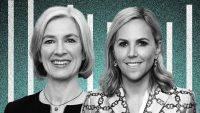 Tory Burch and Nobel Prize winner Jennifer Doudna are teaming up to help women scientists