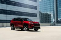 Toyota's Clean Assist Program matches PHEV charging activity with renewable energy