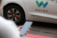 Waymo had to rescue an autonomous van that was confused by safety cones