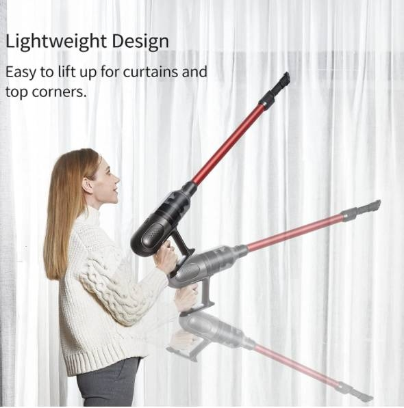 Product Review for the Ultenic U10 Cordless Vacuum Cleaner | DeviceDaily.com