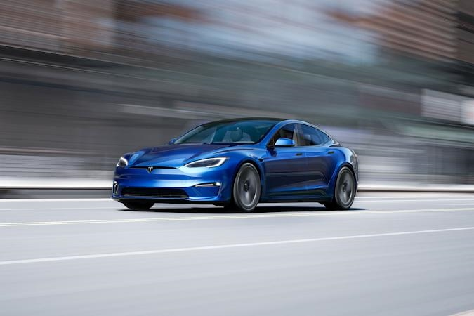 Elon Musk says Tesla Model S Plaid+ is 'canceled' | DeviceDaily.com