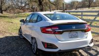 Honda to end production of its hydrogen and plug-in hybrid Clarity cars