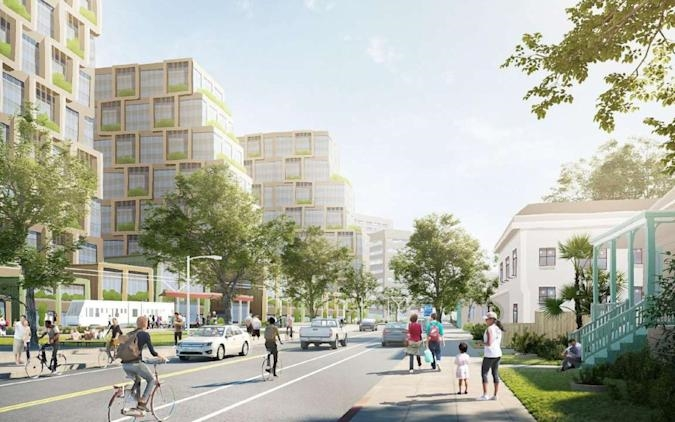 San Jose approves massive Google 'Downtown West' project   DeviceDaily.com