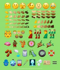 Here are the emoji finalists for Unicode 14.0