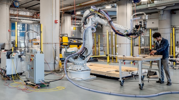 Inside the Autodesk labs testing the future of construction, from drones to holograms | DeviceDaily.com