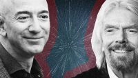 Branson and Bezos are taking suborbital flights to space. Here's what that means