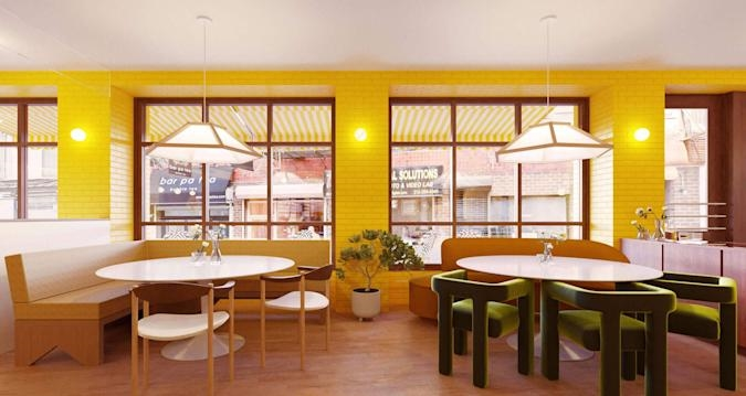 Bumble is opening a restaurant to help people date IRL again   DeviceDaily.com
