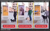 Cannes Goes To The Dogs, Literally: MediaCom Croatia Wins Bronze For 'Dogvertising'