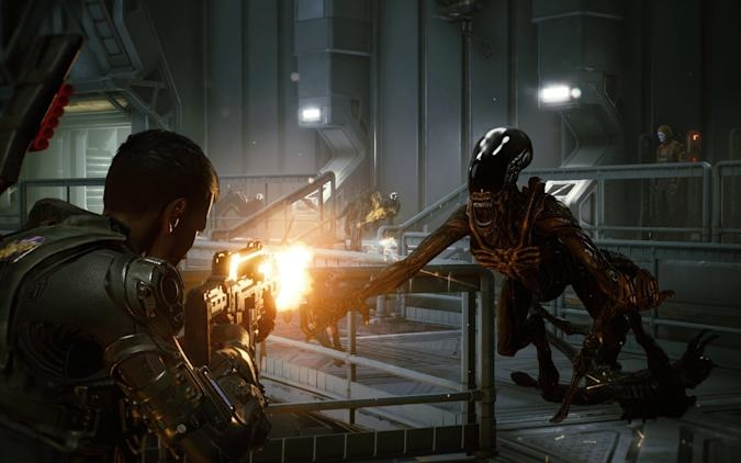 Co-op shooter 'Aliens: Fireteam Elite' heads to consoles and PC on August 24th   DeviceDaily.com