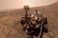 Curiosity rover might be sitting near microbe 'burps' on Mars