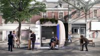 'Doctor Who' made London's police boxes famous. Can this redesign make them useful?