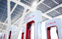 Elon Musk says Tesla will open its Superchargers to other EVs this year