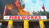 Fire scientists are urging people in the West to skip the fireworks this record-dry 4th ofJuly