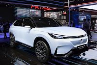 Honda's first electric SUV will be called the Prologue