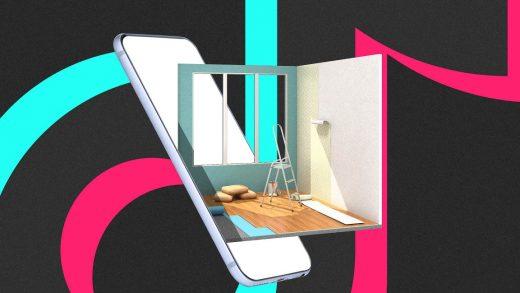 How this TikTok influencer made home renovation videos her full-time job