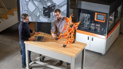 Inside the Autodesk labs testing the future of construction, from drones to holograms