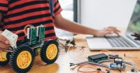 Learn Raspberry Pi and robotics programming for $20