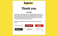 News Corp Shutters Knewz