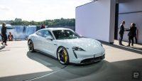 Porsche recalls 43,000 Taycan EVs over sudden power loss