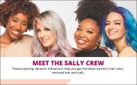 Spark Foundry Lands A Beauty, Sally's