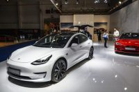 Tesla offers a Full Self-Driving subscription for $199 per month